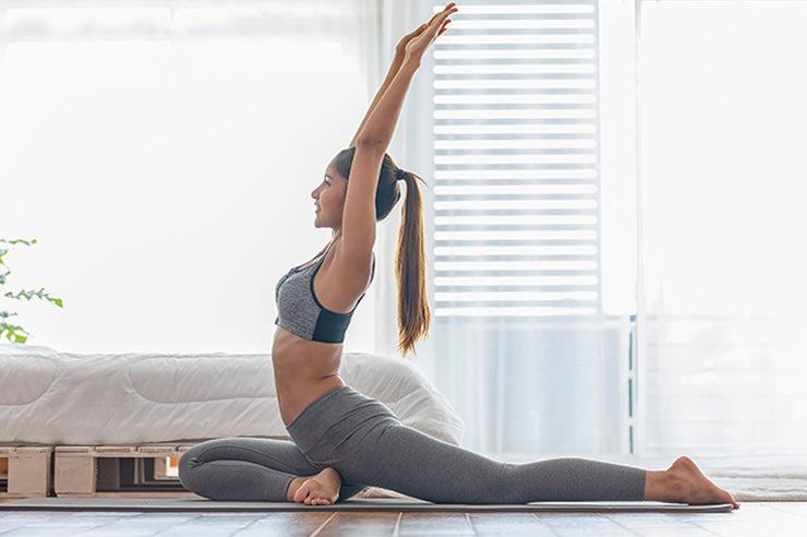 4 Week Gratitude, Yoga & Fitness Program